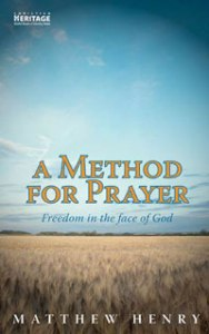 henry method for prayer